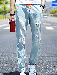 DMI™ Men's Casual Solid Color Denim Pant(More Colors)