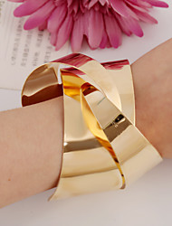 Western Style Fashion  Women's Alloy Cuff With Bracelet