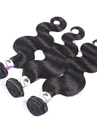 "3Pcs/Lot+8""-30""+Peruvian (Italian)Virgin Hair+ color(natural color)+Body wave"