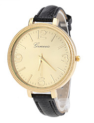 Women's Circular Quartz Fashion Watch(Assorted Colors)