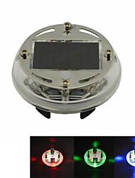 Solar Powered Car Wheel Automatic Induction LED Lamp