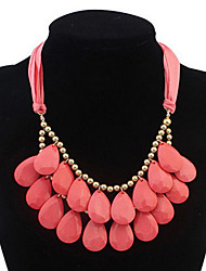 New Arrival Fashional Popular Hot Selling Water Drop Necklace