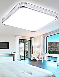 30W NEW Flush Mounte LED Light Luxury Modern Acrylic with Light Ajustable  Golden Or Silver Can choose