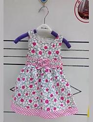 Vestidos ( Algodón )- Casual/Bonito