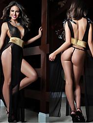 Small  Sun Women's Intimates & Sleepwear , Chiffon Sexy Nightwear Sexy Lingerie