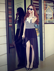 Pink Doll®Women's Casual/Beach Asymmetrical Skirt