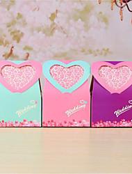 Bomboniere scatole - per Matrimonio/Addio al celibato/nubilato - Classico - Non personalizzato - di Carta