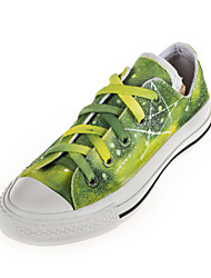 Hand-painted Canvas Shoes Outdoor/Athletic/Casual Canvas Fashion Sneakers/Athletic Shoes Multi-color