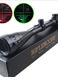 6-24x50 Riflescopes Green Red Dot Illuminated Riflescope Reticle Airsoft Gun Rifle Holographic Optical Sight Hunting