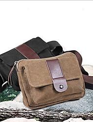 ziqiao Mode für Männer Frauen bequeme robustem Canvas Hüfttasche