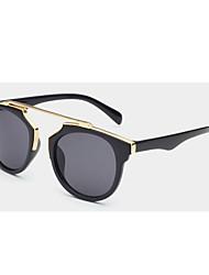 Sunglasses Men / Women / Unisex's Retro/Vintage / Modern / Fashion Black / Orange / Light Blue / Blue / Light Green / Gray Sunglasses