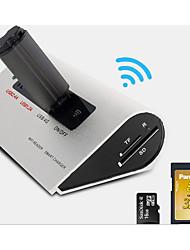 multi-função de roteador wi-fi 2-portas usb leitor de cartão inteligente sem fio wi-fi carregador com adaptador de energia