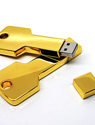 16GB Metal Key Gift USB Flash Drive