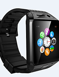 Wearable Smart Watches With Camera Bluetooth 4.0/Hands-free calls for iOS/Android/ Support Play Music in iPhone