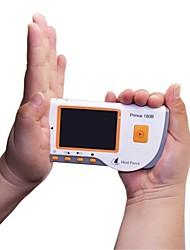 guérir la couleur de la force numérique p rince 180b ecg ekg électrocardiogramme cardiaque portable surveiller ver anglais.