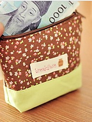 Shivering Stylish Multi Color Cloth Coin Purse (Random Delivery)