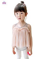 Children Kids Girls Baby Tulle Summer Sling Inner Dress Clothes