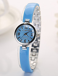 mujeres del reloj informal manera de la venta caliente visten relojes pulsera señoras reloj de pulsera Relogio feminino hembra originales
