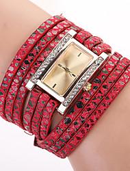 2015 New design women  leather strap watches,set bracelet women dress watches,women wristwatches