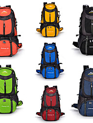 50L Multifunctional Outdoor Bag Hiking Bag Riding Shoulder Bag