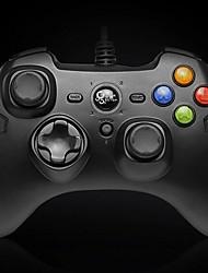 Betop filaire contrôleur double choc Compatible avec PS3/PC
