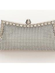 handcee® самый популярный женщина металла бисером сцепления мешок