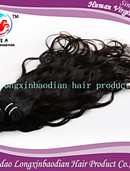 3 шт много сорт 6а лучшее качество заводская цена 100% необработанной virginperuvian естественная волна ткачество человеческие волосы