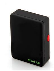 GPRS трекер позиция мини A8 слежения, GSM / GPRS / GPS трек как через ПК&Смартфон приложение, для детей / домашних животных /