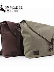 LF®Promotion High Quality Low Price Vintage Canvas Bag