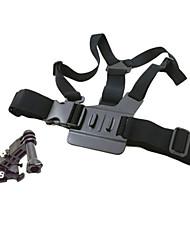Gopro Accessories Mount For Gopro Hero 3+ / Gopro 3/2/1 / Gopro Hero 4 Nylon / Plastic Black