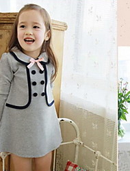 New 2015 Baby Infantis Girls Vestidos Dress Casual Brand Dresses Vestido Kids Children Summer Clothing Costume