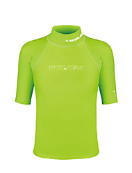 Winmax® Man Green/Black UV50+ Protection Rash Guard/ T-Shirt
