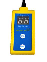 auto ferramenta de reset airbag para bmw carro B800 ferramenta de verificação de airbag