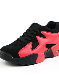 Красный / Белый / Золотистый - Мужская обувь - Для офиса / На каждый день / Для занятий спортом - Тюль - Кроссовки