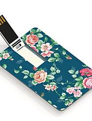 64gb nam ontwerp kaart usb flash drive