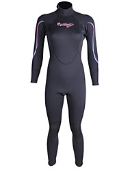 Winmax® 3mm Thickness Neoprene Wetsuit/ One Piece Diving Suit for Woman