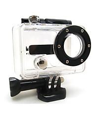 Gopro Accessories Protective Case / Waterproof Housing Waterproof, For-Action Camera,Gopro Hero1 / Gopro Hero 2 Other / ABS