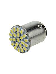 Feux de Circulation Diurnes/Lumière de Plaque d'Immatriculation/Clignotants/Feu Stop/Feu de Recul ( 3000K , Spot/Warnings ) LED - Voiture