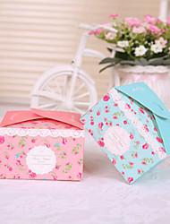 Bomboniere scatole - per Matrimonio/Addio al celibato/nubilato - Giardino - Non personalizzato - di Carta
