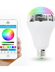 Smart Home LED Bulbs with Music Speaker