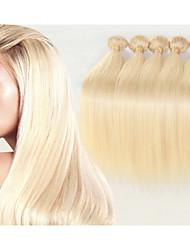 """3pcs / lot brasileiro do cabelo humano de trama em linha reta 8 """"-34"""" # 613 extensões de cabelo humano 100g / pc cabelo humano tece"""