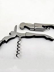 Multi-functional Portable Stainless Steel Wine Corkscrew