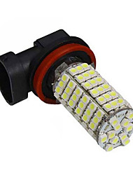h11 7W 680lm 120led 6500-7500k 3528 bulbo sinal lâmpada carro SMD auto viragem luz de nevoeiro 12v branco