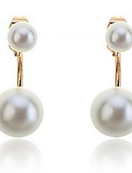 Fashion Elegant Pearl Earrings