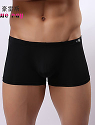 Men's Nylon/Ice Silk Boxer Briefs