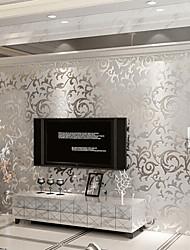 papier peint pop 0.53m * 10m mur moderne et contemporain couvrant l'art non-tissé mur de papier