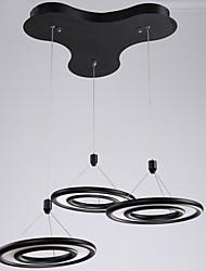 LED Modern Minimalist Meal Pendant 220-240V MD6028-3