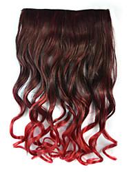 Fashion Girl Essential Piece Gradient Beautiful Hair