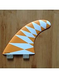 vetroresina pinne surfboard fcs Pinne Pinne marca alette grafici (3pcs)