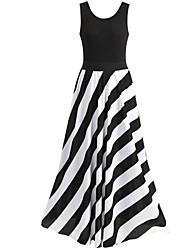 Women's Sexy Beach Casual Party Strap Slim Maxi Dress
